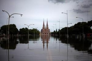 Inundaciones, una cuestión política