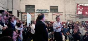 Garro, la impensada carta triunfalista que muestra Macri en la Provincia