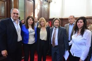 La Plata se adhirió al boleto estudiantil