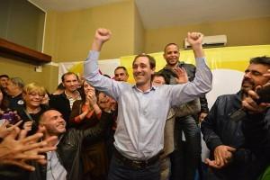 Garro aplastó a Bruera y será el nuevo intendente de La Plata