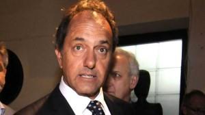Scioli negó que el kirchnerismo quiera sembrar miedo