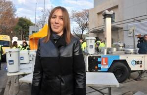 """""""La opción es Aníbal Fernández o yo"""""""