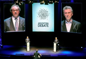 Santillán, Barili, Andino, O'Donnell y Bonelli moderarán los debates
