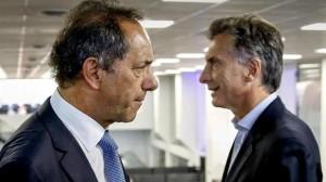 El fin de una campaña que obligó a Scioli y a Macri a ensuciarse