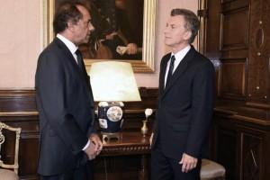 Macri y Scioli juntos: gobernabilidad y la oposición que se viene