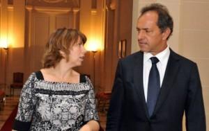 En retirada, Scioli emitió Letras del Tesoro por 1.500 millones