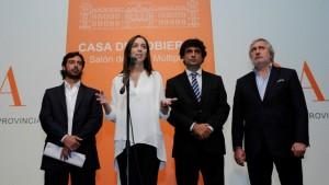 Presupuesto y seguridad, ejes de la reunión de Vidal y su gabinete