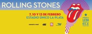 La Plata espera a los Rolling con 95% de ocupación hotelera