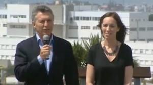 Macri reapareció para tirarle un salvavidas a Vidal