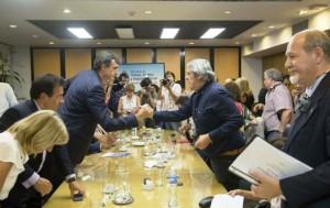 Hay acuerdo entre los gremios y el gobierno por la paritaria nacional docente