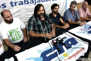 Baradel bajó el tono y promueve la reapertura del diálogo
