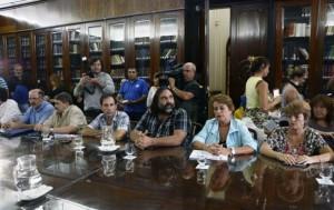 Gremios docentes anunciaron otro paro por 48 horas y una marcha