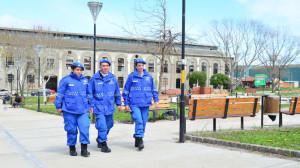 Nueva camada de policías de Mar del Plata se quedó a pata