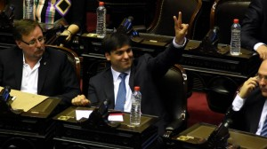 En plena renovación del PJ, implosionó el bloque del FPV en Diputados