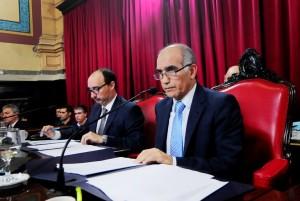 """Salvador indicó que recibieron una Provincia """"endeudada y sin inversión"""""""