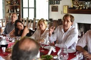 Garro sugirió vinculos de la gestión Bruera con el narcotráfico