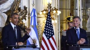 Macri y Obama, en un histórico encuentro con promesas de acuerdos