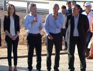 Macri retomó la gestión con promesas de autopistas para todo el país