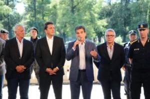 El massismo quiere reformar la Bonaerense y un civil al frente