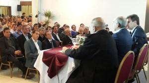 """Garro, en el Consejo Provincial de Seguridad, apostó por """"soluciones a largo plazo"""""""