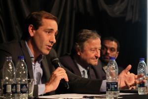 Garro anunció inversiones para expandir el comercio