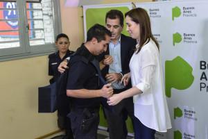 """Seguridad: Vidal anunció un """"antes y un después"""""""