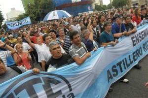 La crisis en Astilleros gana fuerza y trabajadores anuncian movilización