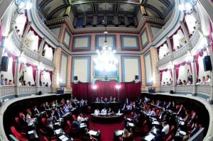 Oficializaron la conformación de las comisiones del Senado