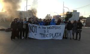 Diputados ponen la lupa sobre la crisis que acecha a Tec Plata