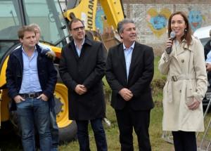 """Vidal, en Pergamino, aseguró que """"la Provincia no resiste más improvisación"""""""