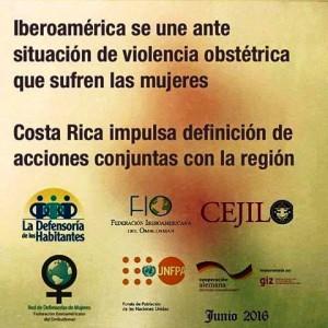 Violencia obstétrica, en la agenda de las defensorías del Pueblo