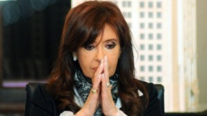 Piden el desafuero y la detención de Cristina