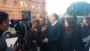 """Tarifazo: el Gobierno apura a la Corte por el """"per saltum"""""""