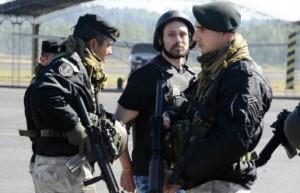 Triple crimen: Pérez Corradi fue detenido en la Triple Frontera