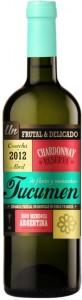 Un chardonnay reserva agranda la línea de vinos Tucumen