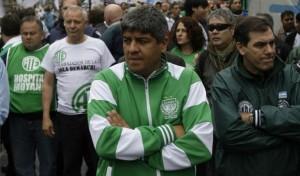 Asociación ilícita: dura arremetida del fiscal contra Pablo Moyano