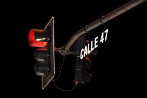 En La Plata, colocarán nomencladores de calles en los semáforos