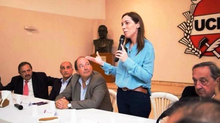 Alfonsín, Salvador, Sanz y Vidal. Una sociedad que hace ruido. Los radicales no se bancan las decisiones inconsultas dela Gobernadora. La Coalición Cívica opina igual. Mar del fondo en Cambiemos.