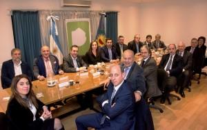 Las universidades apoyan a Vidal en su reclamo de presupuesto