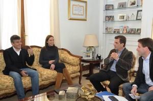 Narcotráfico: Zabaleta crucificó a la gestión Scioli y elogió a Vidal