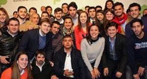 Vidal busca tomar distancia de los problemas de la Nación con anuncio de beneficios