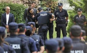 En su avance sobre la Bonarense, la Provincia confirmó que ya separó a 1.600 policías