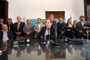Un embargo pone en jaque la gestión de la Municipalidad