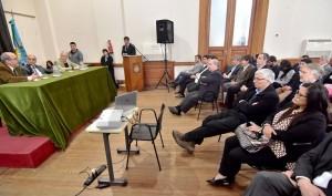 La Municipalidad participó de una mesa de diálogo sobre la modernización del Estado