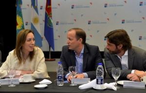 Vidal se mostró con Insaurralde en un nuevo gesto de entendimiento