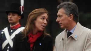 """Macri y Vidal reciben en la residencia de Olivos a los """"sin tierra"""""""