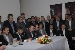 Peronistas se reunieron con la mira puesta en la renovación