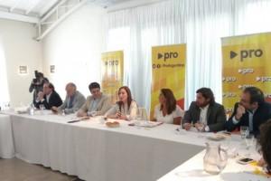 Vidal asumió el mando del PRO bonaerense con la mira puesta en 2017