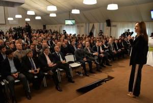 Vidal confirmó que el revalúo inmobiliario no irá en el Presupuesto 2017