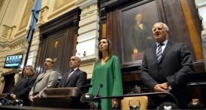 """Vidal presentó un Presupuesto que """"prioriza la inversión pública"""""""